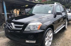 Mercedes Benz GLK350 2014 Model Black Tokunbo Jeep