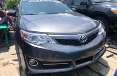 Foreign Used Toyota Camry 2013 Model  Sedan Grey