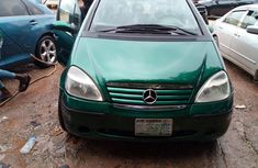 Nigeria Used  Mercedes Benz A 180 Class 2001 Model