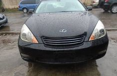 Foreign Used Lexus ES 300 2003 Model Black