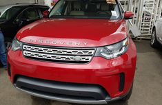 New Land Rover LR4 Discovery 2018 Red for Sale