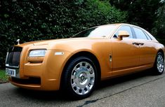 Former President, Obasanjo, arrives Gabriel Igbinedion 85thbirthday in gold Rolls-Royce