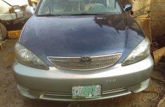 Nigeria Used Toyota Camry Big Daddy 2003 Blue