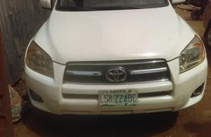 Toyota RAV4 2008 Model White Naija Used