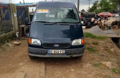 Ford Transit Bus 1998 Foreign Used Blue