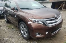 2013 Toyota Venza Foreign Used Brown Colour