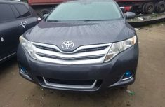 2011 Toyota Venza Foreign Used Gray Crossover