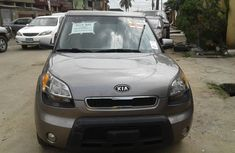 Used Kia soul 2010 Model Foreign Grey for Sale
