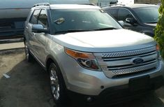 Very Clean Foreign used Ford Explorer 2013 Model