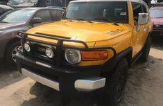Foreign Used 2008 Model Toyota FJ cruiser for Sale