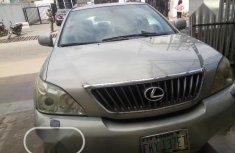 Very Clean Nigerian used Lexus RX 2009