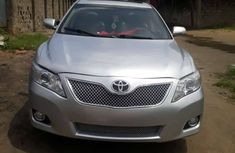 Foreign Used Toyota Camry 2010 Model Muscle Sport Silver