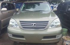 Used Lexus GX460 SUV for Sale 2008 Model Green