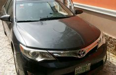 Nigeria Used Toyota Camry 2012 Model XLE for Sale