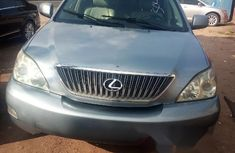 Foreign Used Lexus RX 2004 Model Blue