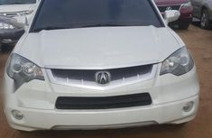 Foreign Used Acura RDX 2007 Model White