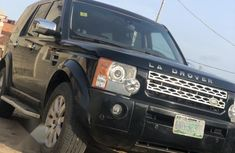 Nigeria Used Land Rover LR3 2006 Model SE Black