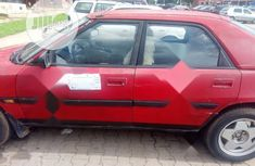 Very Clean Nigerian used Mazda 323 1992 1.8 T16 GT-R Red