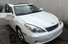 Very Clean Foreign used Lexus ES 2006 White
