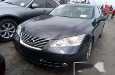 Foreign Used Lexus ES 350 2008 Model Beige