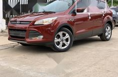 foreign Used Ford Escape 2015 Model Orange