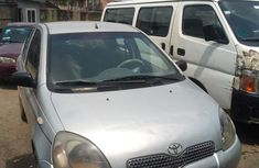 Nigeria Used Toyota Yaris 2006 Model Silver