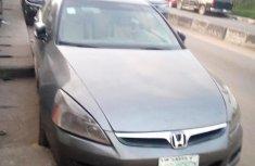 Nigerian Used 2007 Honda Accord