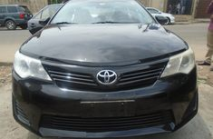 Nigeria Used Toyota Camry 2014 Model V4 Engine