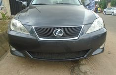 Lexus IS 250 2008 Silver Tokunbo V6 Engine