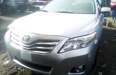 Foreign Used Toyota Camry 2008 Model Silver Colour