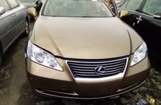 Lexus Es 350 2008 Tokunbo for Sale in Apapa