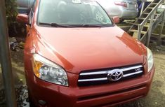 Toyota Rav4 2008 Model Foreign Used SUV for Sale