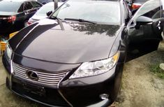2013 Lexus ES 350 Foreign Used Black Sedan for Sale