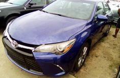 Foreign Used Toyota Camry Sedan 2015 Model