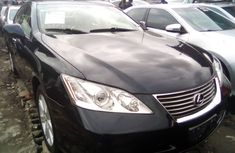 Used Lexus ES 350 2008 Model Black for Sale