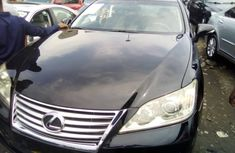 Used Lexus ES 350 2010 Model Black for Sale