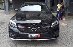 Mercedes GLC 43 AMG 2018 Model New Black