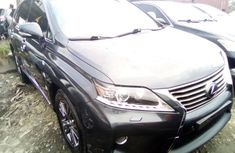 Used RX Lexus 350 20011 Model Foreign Black