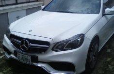 Mercedes Benz E63 AMG 2010 Nigeria Used Model