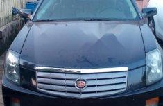 Cadillac CTS 2004 3.2 V6 Automatic Black