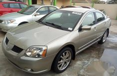 Neat Foreign used Mitsubishi Galant LS 2004 Gold