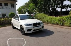 Foreign Used BMW X6 2011 M White