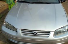 Neat Foreign used Toyota Camry 1999 Gold