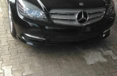 Neat Foreign used Mercedes-Benz C300 2011 Black