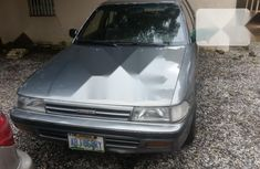 Nigeria Used Toyota Carina 1992 Grey