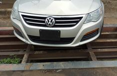 Foreign Used Volkswagen Passat CC 2011 Model Silver