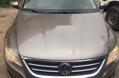 Foreign Used Volkswagen CC 2010 Model Broen