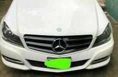 Nigeria Used Mercedes-Benz C300 2014 Model White