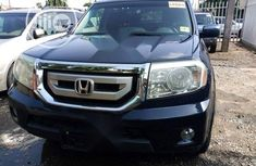 Foreign Used Honda Pilot LX 4dr SUV 2011 Model Black