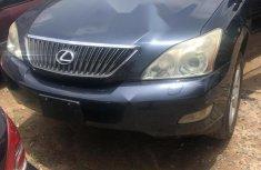 Neat Nigerian used Lexus RX 2004 Blue